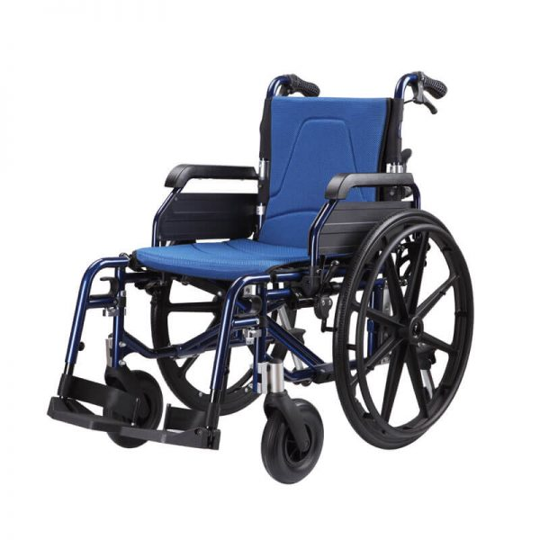 MW-190—Manual-Backrest-Recline-Wheelchair_1